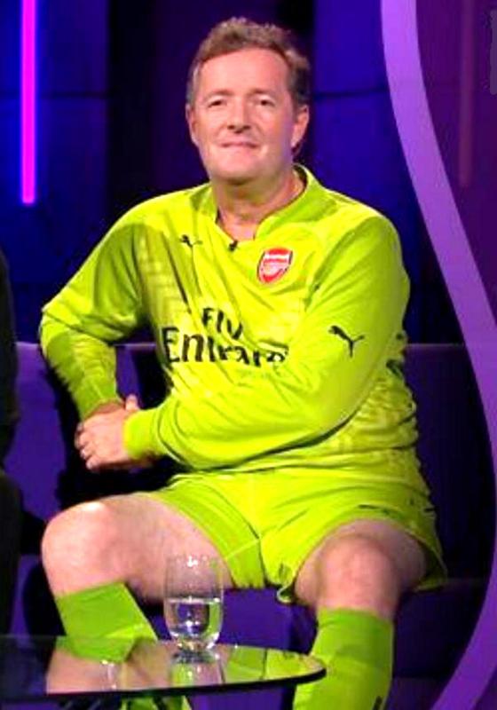 b6eefca37 Piers Morgan Arsenal – Idea di immagine del club fc